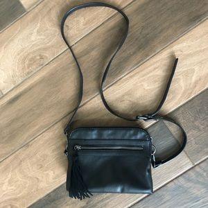 American Eagle faux leather crossbody purse